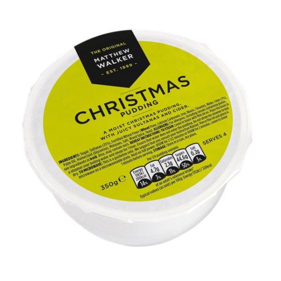 &CHRISTMAS PUDDING 12X350G